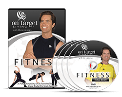 OnTarget Living Fitness DVDs