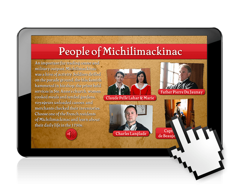 People of Michilimackinac