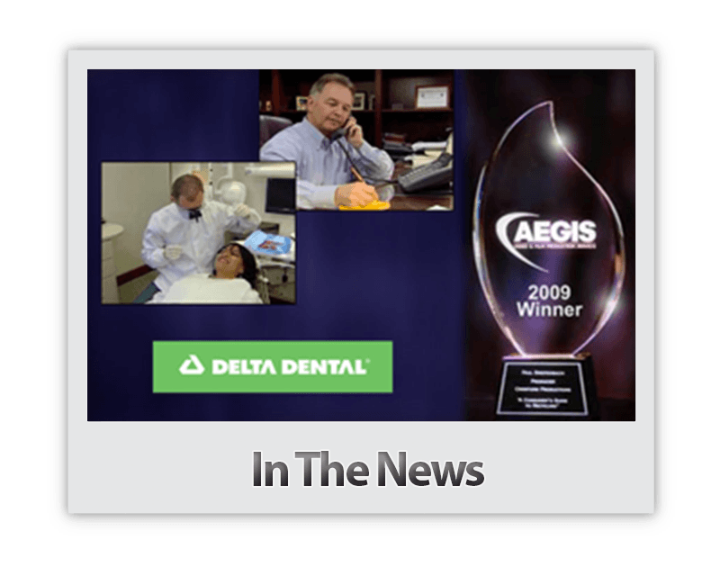 Delta Dental Videos Earn Award!