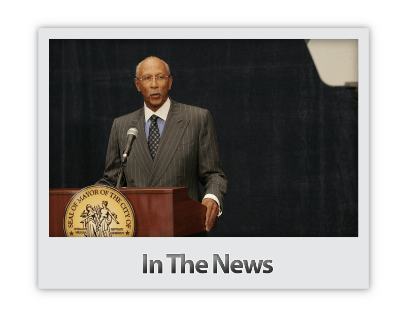 Mayor Bing Delivers City of Detroit Financial Update