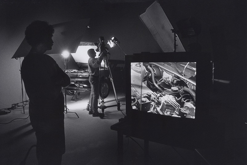 GM dealers repair dept. training videos for Valley Forge Technical Communications, recorded in Future Media Corporation's Studio.