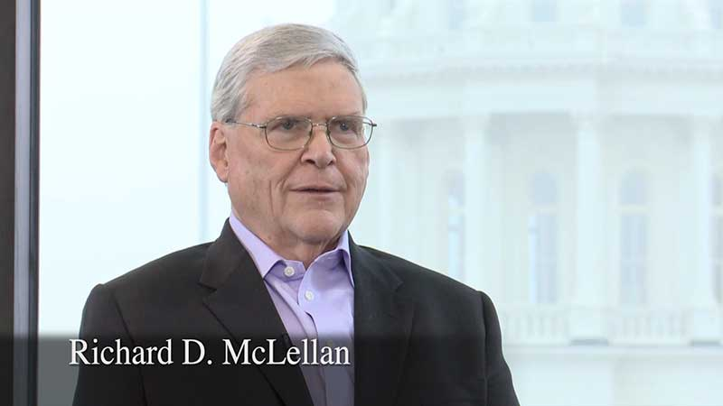 Richard D. McLellan interview - Michigan Political History Society
