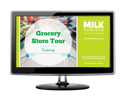Grocery Store Tour Training